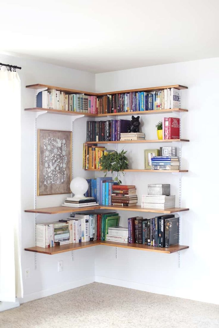 Best 25+ Decorating with floating shelves ideas on Pinterest ...
