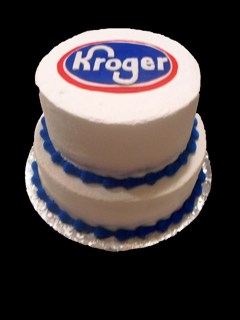 kroger birthday cakes