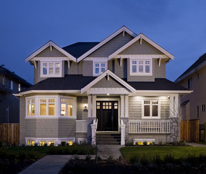 West 26th, Vancouver Custom Home