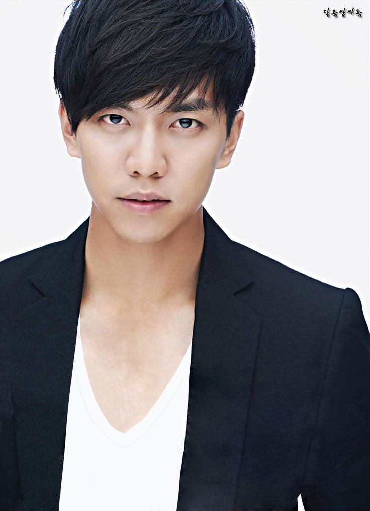Lee Seung Gi. Aw, Korean manbangs never looked so good <3