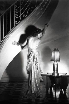 Loretta Young - beautiful photography by Gmomma Hollywood glamour