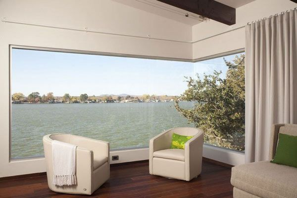 30 Modern Corner Windows For Framed And Frameless Panoramic Views
