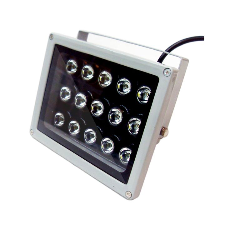 shenzhen supplier supply 15w led floodlight. RGB /single color skype: secstled10 Email: sales15@ecoleader.net