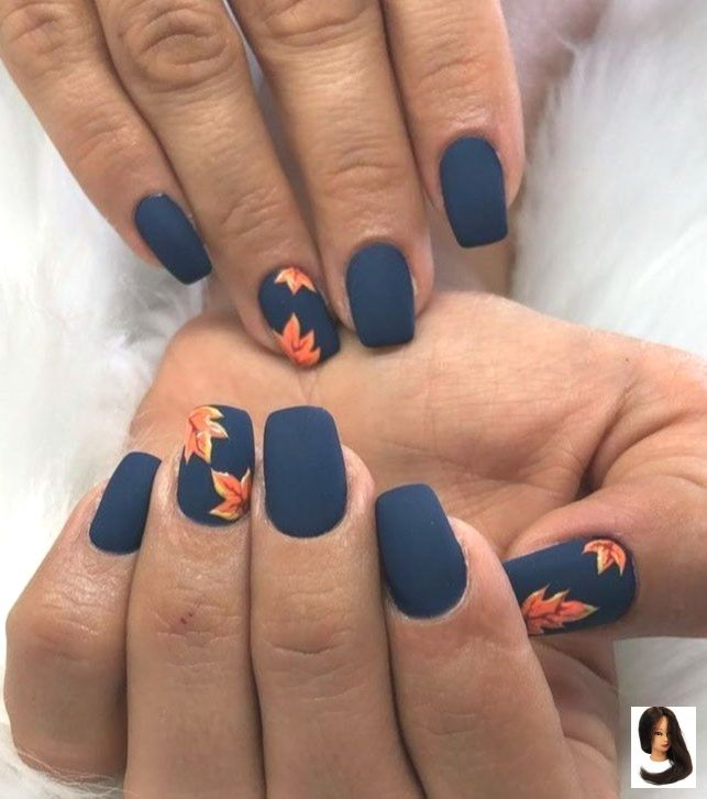 Cute Design Nails Spring Nails Short Square Trendy 70 Cute And Trendy Square Nails D Fall Nail Designs Cute Nail Art Designs Summer Nails Colors Designs