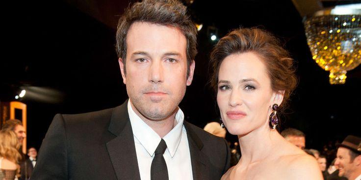 Ben Affleck and Jennifer Garner Announce Their Divorce