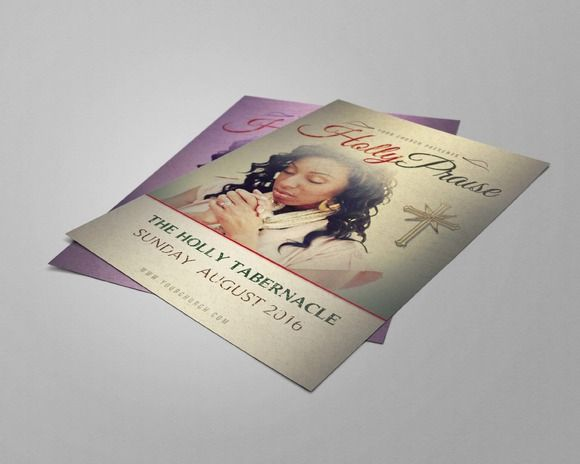10 Best Church And Gospel Flyer Images On Pinterest Event Flyers