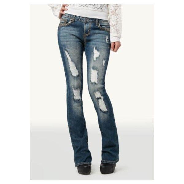 1000  ideas about Women's Bootcut Jeans on Pinterest   Wide leg ...