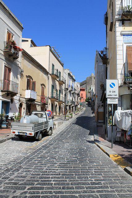 Lipari, Sicily, Italy