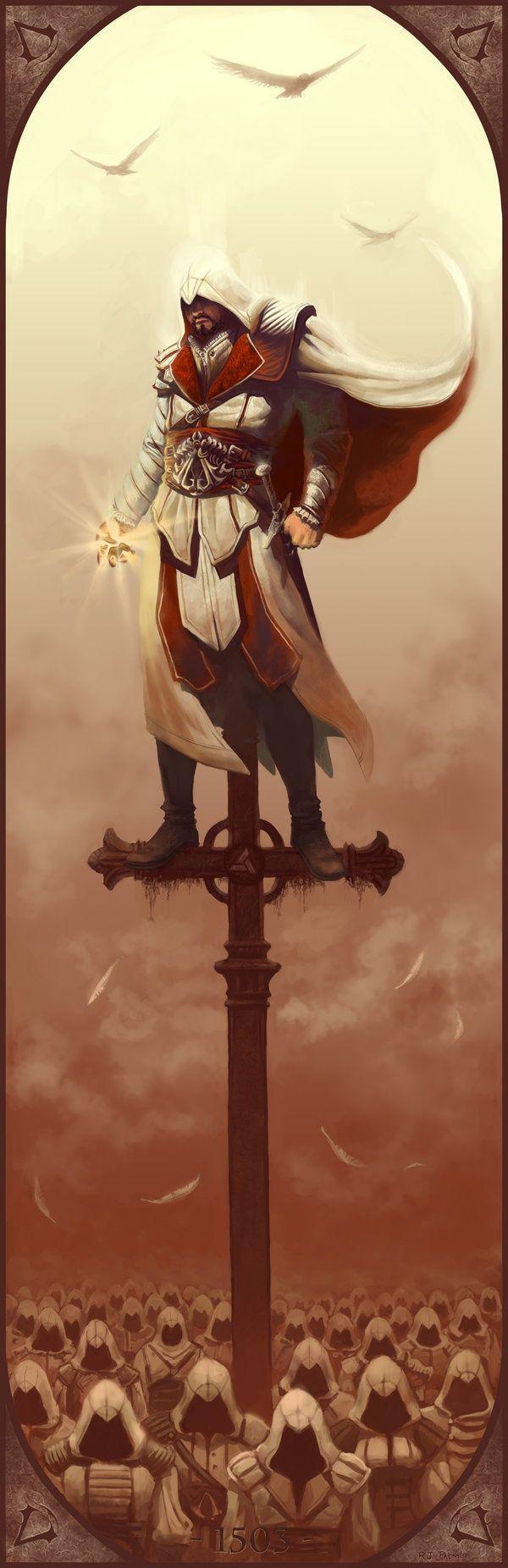 Assassin's Creed: Brotherhood - Auditore da Firenze