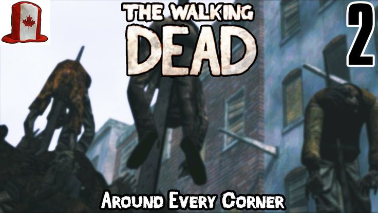 Let The Bodies Hit The Floor ➸ The Walking Dead Episode 4 (Around Every ...