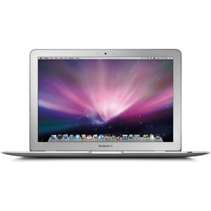 Apple MacBook Air Core i5-3317U Dual-Core 1.7GHz 4GB 64GB SSD 11.6 LED Notebook AirPort OS X w/Webcam (Mid 2012)