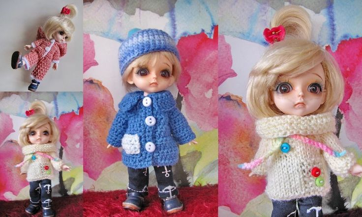 /8 pcs of doll bjd dolls / 1/8 dolls Lati yellow #BJDPukifee