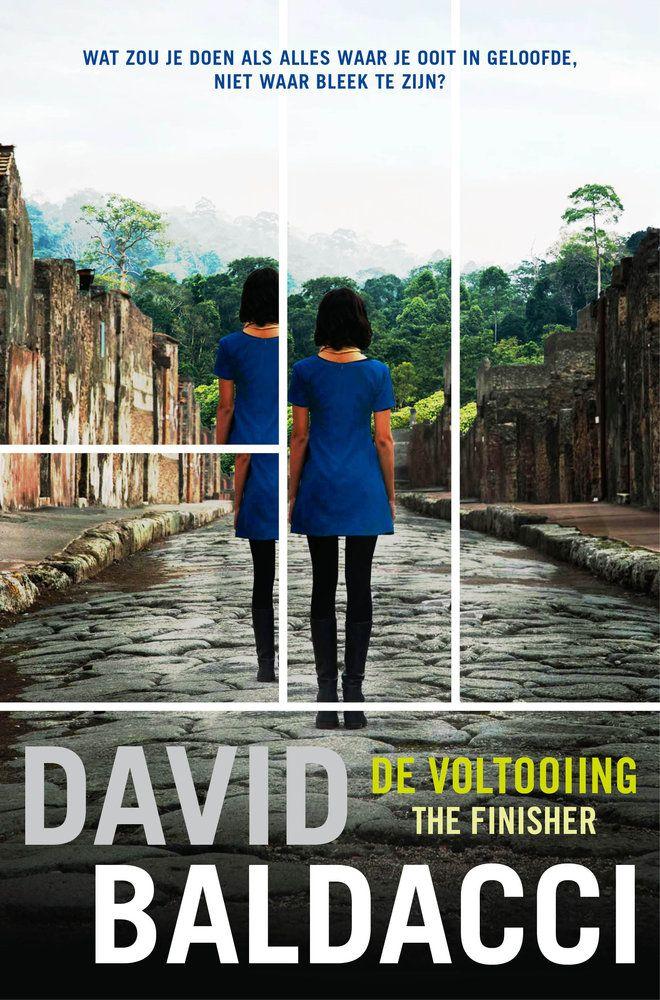 Recensie: De voltooiing - David Baldacci