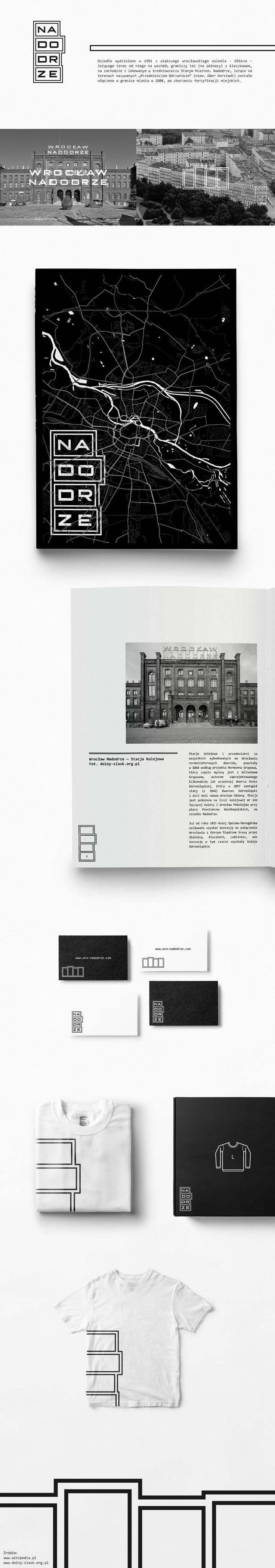 "Przejrzyj mój projekt w @Behance: ""Wrocław Nadodrze"" https://www.behance.net/gallery/45141027/Wroclaw-Nadodrze"