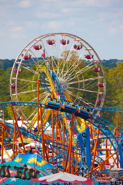 North Carolina State Fair in Raleigh.........yes!!!!!!!!!!!!!!!!! I want to go!!!