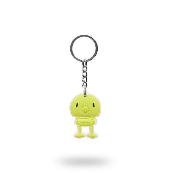 Hoptimist Keychain Lime