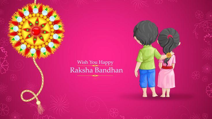 Happy Rakhi New Computer Wallpaper Free Download