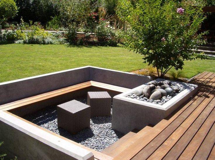 D co terrasse moderne consultez notre guide sp cial for Terrasse deco zen