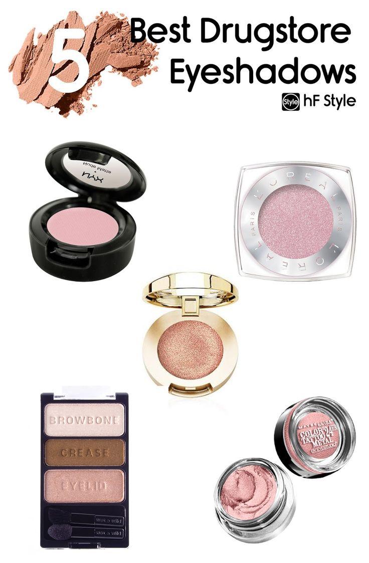 Best Drugstore Eyeshadows ~ Hand Flavour Style