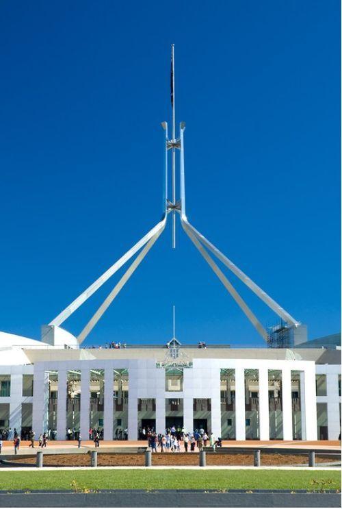 Amazing Canberra from $34.99 | www.wallartprints.com.au #CanberraPhotos #AustralianLandscapePhotography
