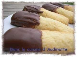 Gâteaux boudins (!) à la noix de coco, Recette Ptitchef