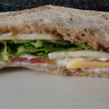 Ploughmans Sandwiches