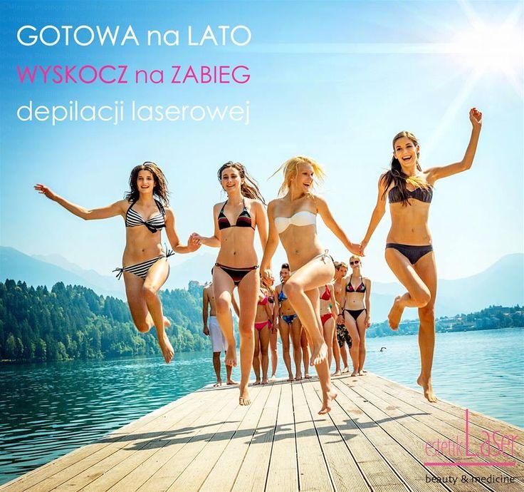 Zapraszamy do nas! Bądź piękna na lato!!! http://www.salonypiekna.pl/estetiklaser http://www.kampuni.pl/146058/estetiklaser