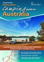 Camping Guide to Australia - Perfect Bound