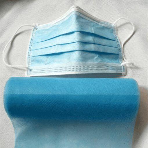100 Polypropylene Non Woven Fabric Meltblown Medical Surgical Face