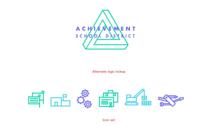 Achievement School District by Fuzzco