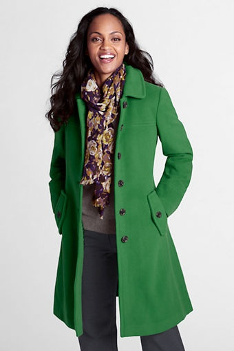 17 Best images about coats on Pinterest | Land's end Wool and