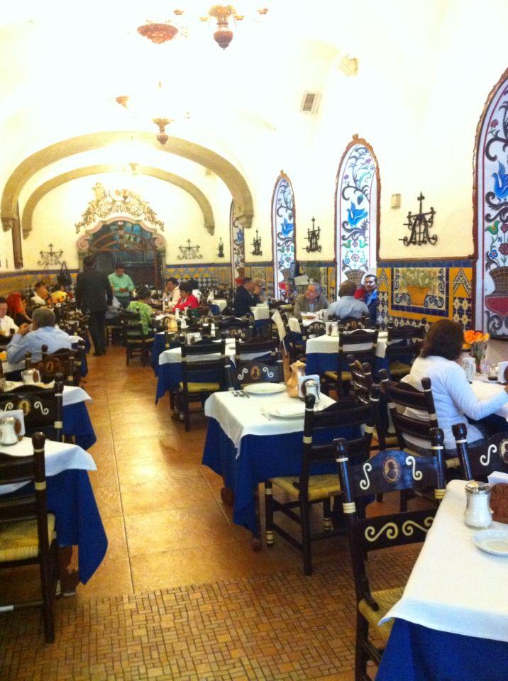 México City Café Tacuba Talavera Uriarte