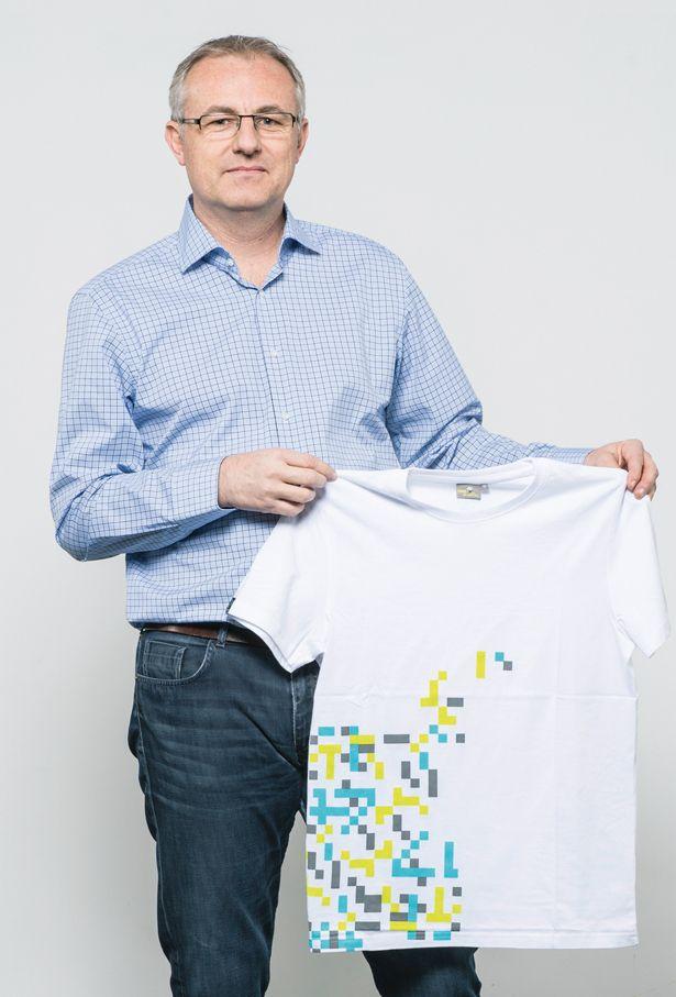 50 start-up suisses dans lesquelles investir: Fairtrace. Bertrand Baeriswyl. © François Wavre/Rezo