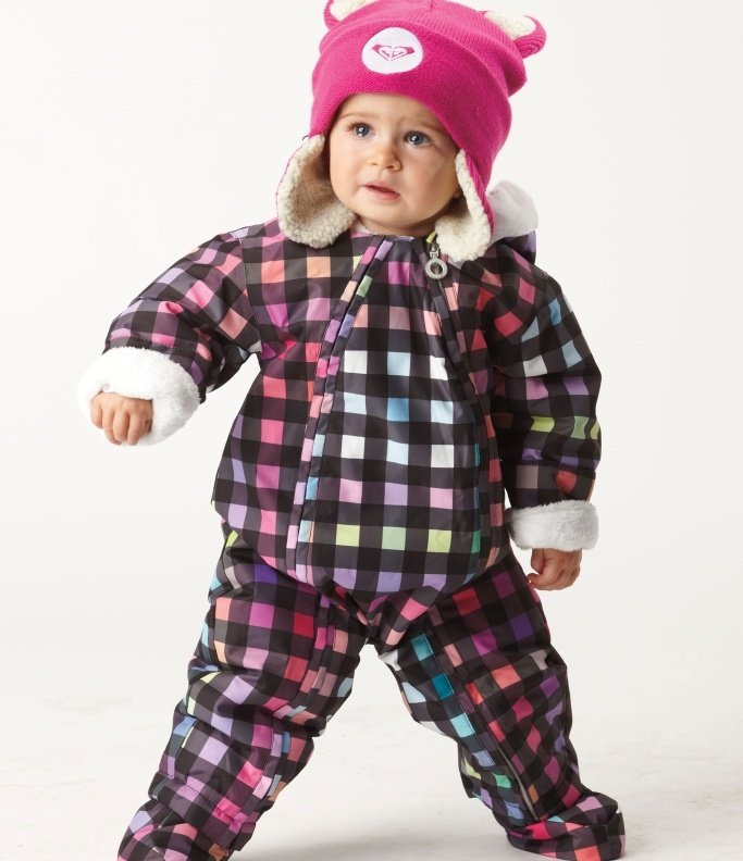 e8d1dbe96dca Roxy Love Bug Snow Suit for baby.