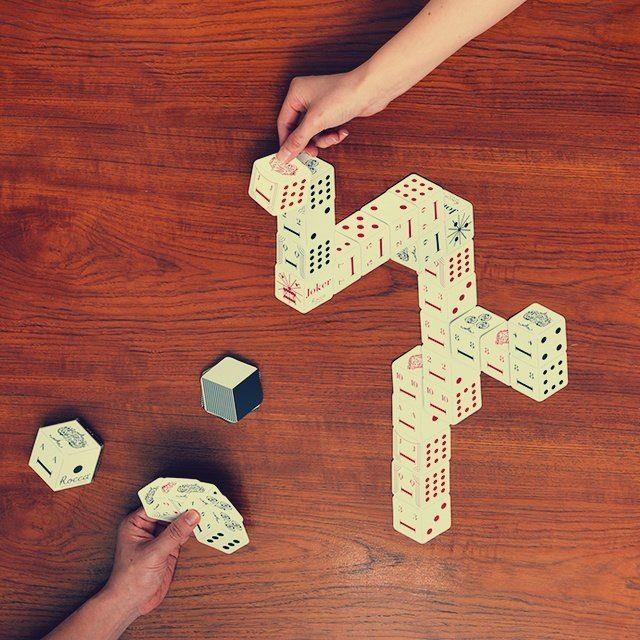 juego de mesa diferente