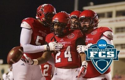 Good luck to the Jacksonville State Gamecocks in the FCS championship game tomorrow! #FCSCocky