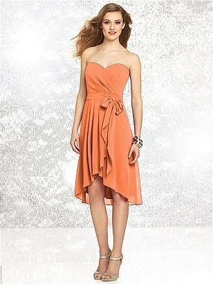 Social Bridesmaids Style 8131 http://www.dessy.com/dresses/bridesmaid/8131/