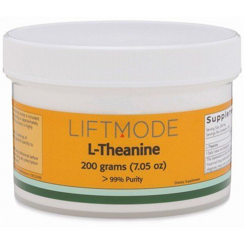 L-Theanine  200 Grams (1000 servings at 200 mg) | #1 Value for Money #Top Nootropic Supplement | For Anxiety Focus Stress Relief Weight Loss Pre Workout  FBA For Sale http://10healthyeatingtips.net/l-theanine-200-grams-1000-servings-at-200-mg-1-value-for-money-top-nootropic-supplement-for-anxiety-focus-stress-relief-weight-loss-pre-workout-fba-for-sale/