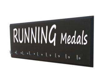 Running medals holder - running medals holder - running medals holder, running medal graphic design for women runners, gifts for women