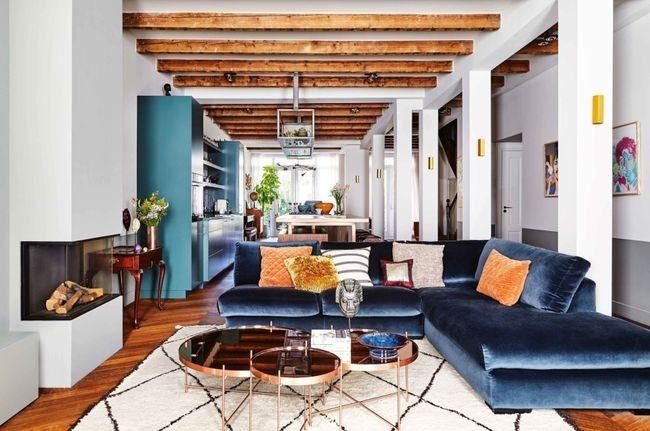 House tour: inside a young couple's vibrant Dutch townhouse - Vogue Living