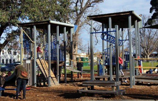 Curtain Square Playground, Rathdowne St, Carlton North