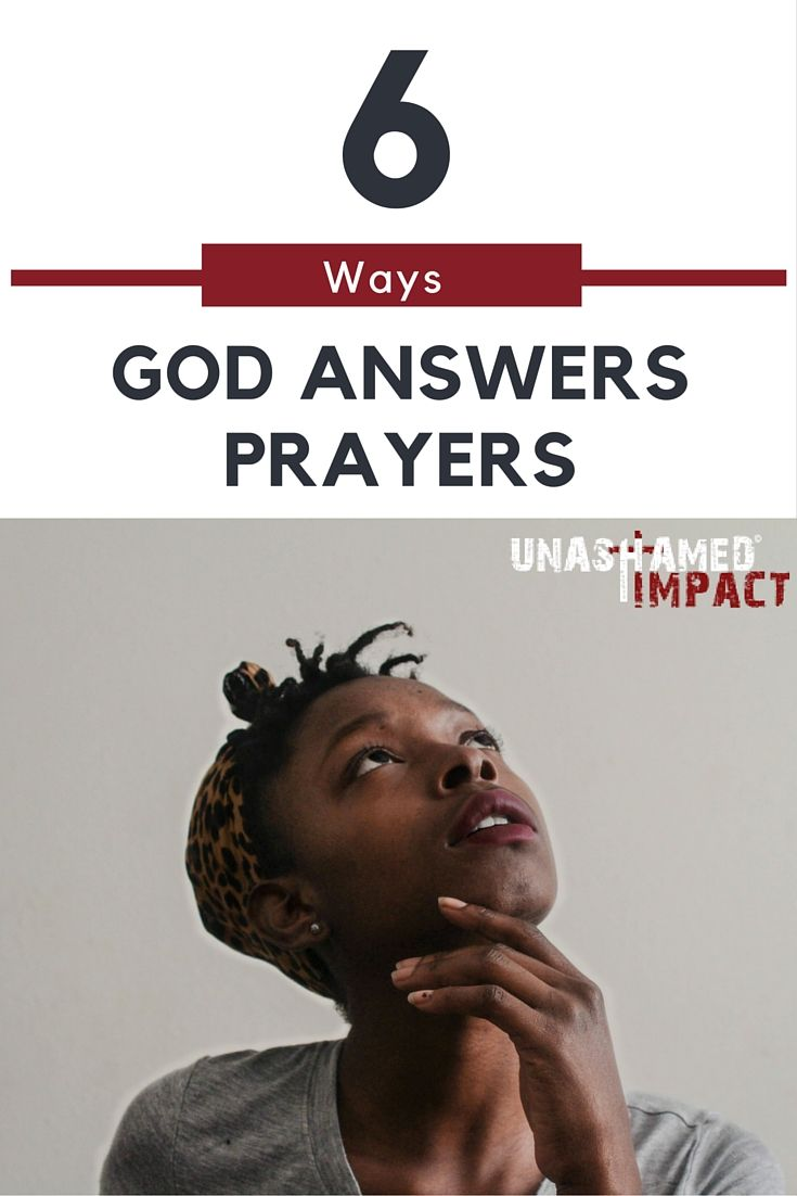 The 25 Best Ideas About God Answers Prayers On Pinterest