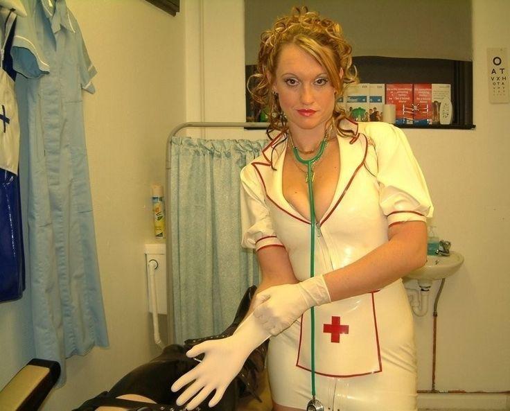 Krankenschwester domina