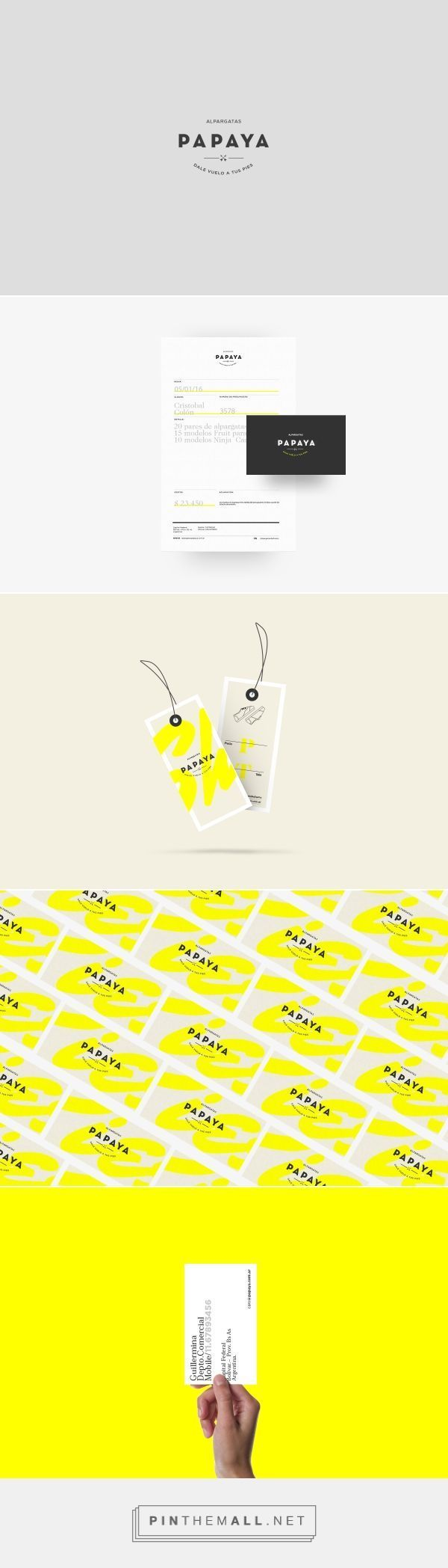 Papaya Shoe Company Branding by Buffalo Visual | Fivestar Branding Agency – Design and Branding Agency & Curated Inspiration Gallery                                   Uploaded by user