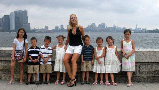"""Kate Gosselin shows tough love to her kids on """"Kate Plus 8"""" special promo"""