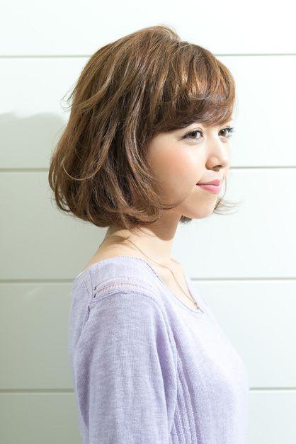エアウェーブでゆるふわカール☆ | 新宿の美容室 ネオアローム 新宿本店のヘアスタイル | Rasysa(らしさ)