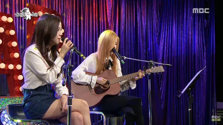 Watch Black Pink's Jisoo and Rose Sing Justin Bieber's 'Love Yourself'! | Koogle TV