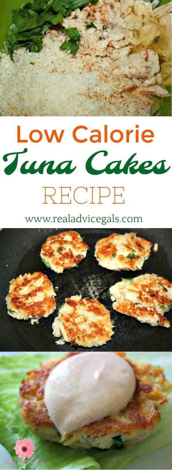 So lecker kalorienarme Thunfischkuchen Rezept, das einfach zu machen ist und Kinder lieben we…