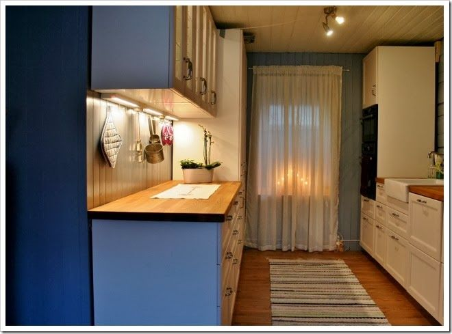 ikea laxarby kitchen small kitchen pinterest kitchens. Black Bedroom Furniture Sets. Home Design Ideas