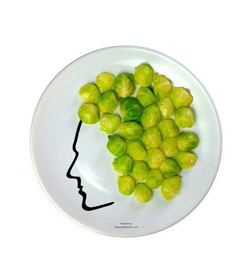 FaceOn with Brussels sprouts | Boguslaw Sliwinski